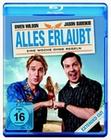 ALLES ERLAUBT - EINE WOCHE OHNE REGELN - EXT.CUT - BLU-RAY - Komödie