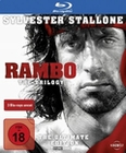 RAMBO - TRILOGY - UNCUT/THE ULTIMATE ED. [3 BRS] - BLU-RAY - Action