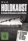 HOLOKAUST - DIE SECHSTEILIGE ZDF-DOKUMENTATION.. - DVD - Geschichte