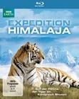EXPEDITION HIMALAJA - AUF DER FÄHRTE DER TIGER.. - BLU-RAY - Reise