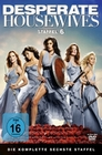 DESPERATE HOUSEWIVES - STAFFEL 6 [6 DVDS] - DVD - Unterhaltung