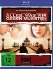 ALLES, WAS WIR GEBEN MUSSTEN - BLU-RAY - Unterhaltung