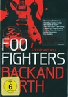 FOO FIGHTERS - BACK AND FORTH - DVD - Musik