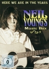 NEIL YOUNG - HERE WE ARE IN THE YEARS [LCE] - DVD - Musik