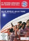 FC BAYERN MÜNCHEN - SAISON 2010/2011 - DVD - Sport