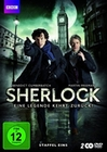 SHERLOCK - STAFFEL 1 [2 DVDS] - DVD - Unterhaltung