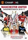 MANCHESTER UNITED - SAISONRCKBLICK 2010/11 - DVD - Sport