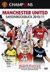 MANCHESTER UNITED - SAISONRÜCKBLICK 2010/11 - DVD - Sport