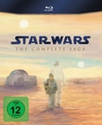 STAR WARS - COMPLETE SAGA [9 BRS] - BLU-RAY - Science Fiction
