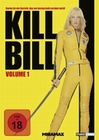 KILL BILL: VOLUME 1 - DVD - Thriller & Krimi