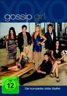 GOSSIP GIRL - STAFFEL 3 [5 DVDS] - DVD - Unterhaltung