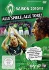 WERDER BREMEN 2010/11 - ALLE SPIELE, ALLE TORE! - DVD - Sport