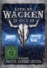 LIVE AT WACKEN 2010 - DVD - Musik