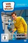 WILLI WILLS WISSEN - WAS BEWEGT DEN ROBOTER?/... - DVD - wieso, weshalb, warum?