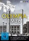 OLYMPIA 1936 - DIE OLYMPISCHEN SPIELE 1936 IN... - DVD - Sport