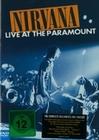 NIRVANA - LIVE AT PARAMOUNT - DVD - Musik
