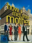 HOW I MET YOUR MOTHER - SEASON 6 [3 DVDS] - DVD - Comedy