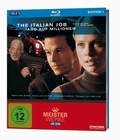 THE ITALIAN JOB - JAGD AUF MILLIONEN - MEISTERW. - BLU-RAY - Action