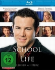 SCHOOL OF LIFE - LEHRER MIT HERZ - BLU-RAY - Komdie