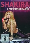 SHAKIRA - LIVE FROM PARIS - DVD - Musik