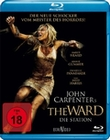 JOHN CARPENTER`S THE WARD - BLU-RAY - Horror