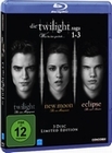 DIE TWILIGHT SAGA 1-3 [LE] [3 BRS] - BLU-RAY - Fantasy