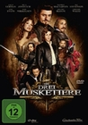 DIE DREI MUSKETIERE - DVD - Action