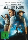 COWBOYS & ALIENS - DVD - Action