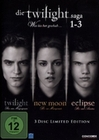 DIE TWILIGHT SAGA 1-3 [LE] [3 DVDS] - DVD - Fantasy