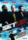 SET UP - DVD - Action