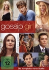 GOSSIP GIRL - STAFFEL 4 [5 DVDS] - DVD - Unterhaltung