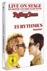EURYTHMICS - PEACETOUR/LIVE ON STAGE NO. 6 [MP] - DVD - Musik