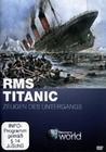 RMS TITANIC - ZEUGEN DES UNTERGANGS - DISCOV. W. - DVD - Geschichte