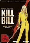 KILL BILL: VOLUME 1+2 - STEEL EDITION [2 DVDS] - DVD - Thriller & Krimi