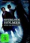 SHERLOCK HOLMES - SPIEL IM SCHATTEN - DVD - Action