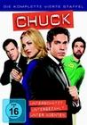 CHUCK - STAFFEL 4 [5 DVDS] - DVD - Komödie