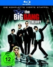 THE BIG BANG THEORY - STAFFEL 4 [2 BRS]
