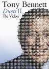 TONY BENNETT - DUETS II: THE VIDEOS - DVD - Musik