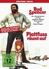 PLATTFUSS RÄUMT AUF - REMASTERED - DVD - Komödie