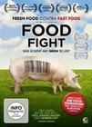 FOOD FIGHT - WAS KOMMT AUF IHREN TELLER? - DVD - Wirtschaft