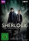 SHERLOCK - STAFFEL 2 [2 DVDS] - DVD - Unterhaltung