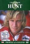 CHAMPION HUNT - PROFILE OF A LEGEND - DVD - Sport