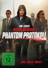 MISSION: IMPOSSIBLE 4 - PHANTOM PROTOKOLL - DVD - Action