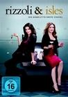 RIZZOLI & ISLES - STAFFEL 1 [3 DVDS] - DVD - Thriller & Krimi