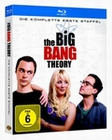 THE BIG BANG THEORY - STAFFEL 1 [2 BRS] - BLU-RAY - Comedy