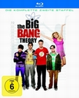 THE BIG BANG THEORY - STAFFEL 2 [2 BRS] - BLU-RAY - Comedy