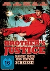 BROTHER`S JUSTICE - DVD - Komdie
