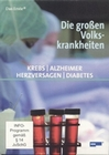 DIE GROSSEN VOLKSKRANKHEITEN - BOX [4 DVDS] - DVD - Mensch