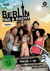 BERLIN - TAG & NACHT - STAFFEL 1 [4 DVDS]