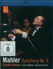 GUSTAV MAHLER - SYMPHONY NO. 9 - BLU-RAY - Musik